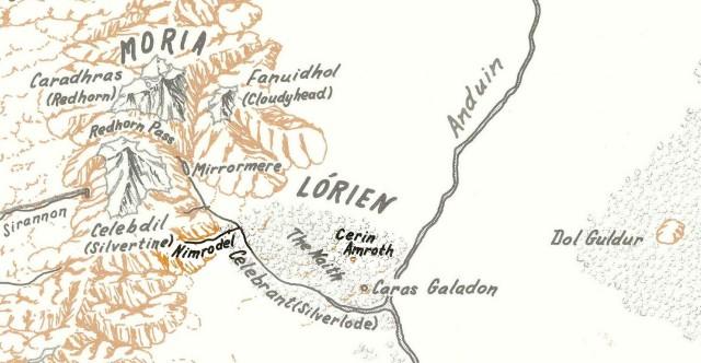 Nimrodel Map
