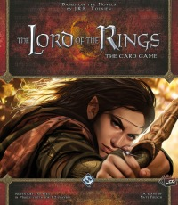 LOTR LCG Notebook Cover