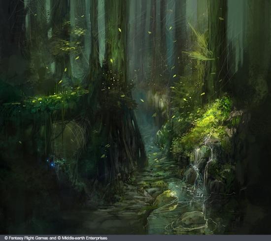 Old Forest Road - Ben Zweifel