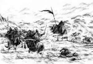 Battle of Fornost by Joona Kujanen