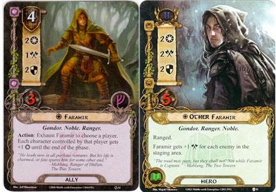 Faramir-LOTR-LCG