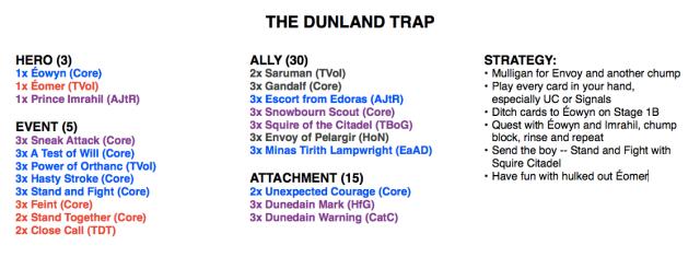 Dunland Trap Deck