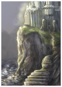 Dol Amroth by Merlkir
