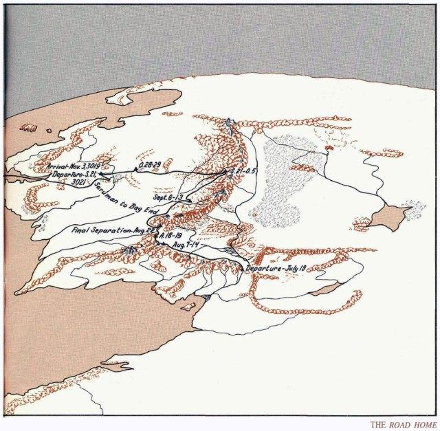 LOTR-Return-Home-Map