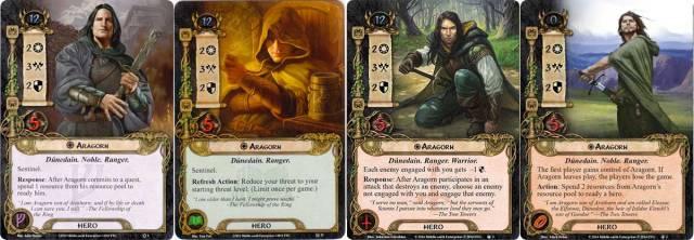 Aragorn fatigue?