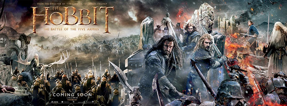Movie Review: The Battle of the Five Armies | Master of Lore