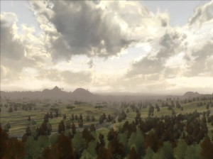 Eregion from The Lord of the Rings Online