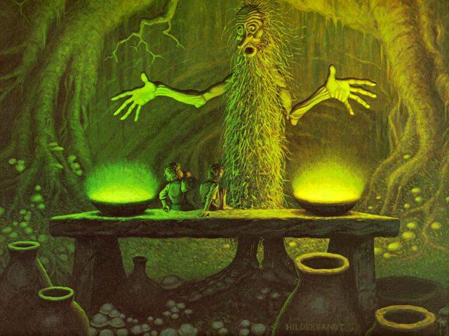 Treebeard by the Bros. Hildebrandt