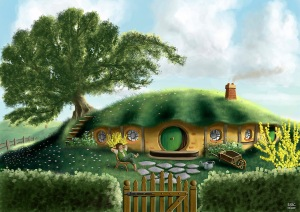 Bag End by Eric Faure-Brac