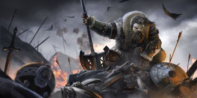 Artwork from The Hobbit: Armies of the Third Age