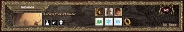 escape-from-dol-guldur-quest-log